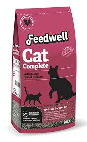 Feedwell Cat Nuts